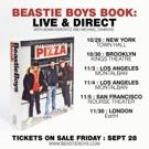Adam Horovitz and Michael Diamond to Embark on Beastie Boys Book: Live & Direct Tour