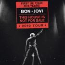 Bon Jovi Announces First U.K. Tour in Six Years