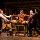 BWW Review: Helter-Skelter, Seat-of-the-Pants Hilarity: SHAKESPEARE IN LOVE at Center Stage