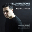 Grammy Nominated Nicholas Phan To Release New Solo Album ILLUMINATIONS This Friday, A Photo