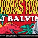 Global Superstar J Balvin Announces North American Vibras Tour, Powered By Buchanan's Whisky