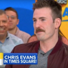 VIDEO: Chris Evans Open Up About AVENGERS: INFINITY WAR, LOBBY HERO, & More on GOOD MORNING AMERICA