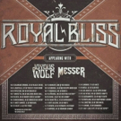 Royal Bliss Release New Single HARD AND LOUD, Announce Tour with Joyous Wolf and Messer