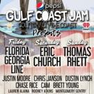 The 2018 Pepsi Gulf Coast Jam Announces Full Lineup Including Eric Church, Florida Ge Photo