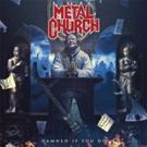 Rat Pak Records To Release New Metal Church Album