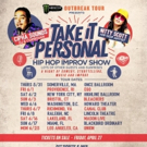 Cipha Sounds Announces Take It Personal Comedy Tour with Monster Energy Outbreak