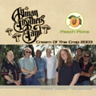 The Allman Brothers Band to Release CREAM OF THE CROP 2003 May 16