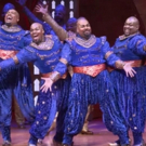 VIDEO: James Monroe Iglehart and 4 More Genies Stop The Show At ALADDIN's 5th Broadwa Video