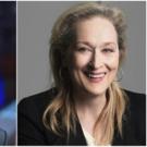 Montclair Film Presents 'An Evening with Stephen Colbert + Meryl Streep'