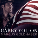 Marcus Goldhaber's 'Carry You On' Benefit Album Out Today