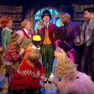 VIDEO: Christian Borle & CHARLIE & THE CHOCOLATE FACTORY Cast Perform Medley on THE V Video