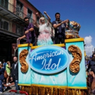 PHOTO: AMERICAN IDOL Judges Cruise Into Auditions in New Orleans
