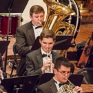 The All-Brass Ensemble of the Philadelphia Youth Orchestra                            Photo