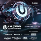 Ultra Music Festival Announces Phase One Lineup for 2019