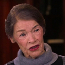 VIDEO: Glenda Jackson Talks Roles for Women and Returning to the Stage in THREE TALL WOMEN