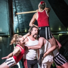 BWW Review: UNSUITABLE at The Big Top, Fringeworld Pleasure Garden Photo