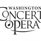 Washington Concert Opera Announces 2018/2019 Season