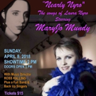 NEARLY NYRO Starring MaryJo Mundy Comes to Arthur Newman Theater Photo