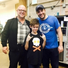 Photo Flash: Black Francis of The Pixies Visits SCHOOL OF ROCK on Tour