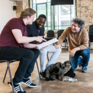 Photo Flash: Inside Rehearsal For STOP AND SEARCH Photos