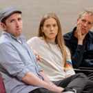 Photo Flash: Inside Rehearsal For THE TELL-TALE HEART at the National Theatre Photos