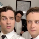 Video: THE BOOK OF MORMON On Broadway Celebrates 3,389 Performances With A GREASE Tri Photo