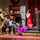 Photo Flash: Get A First Look at THE PLAY THAT GOES WRONG National Tour Cast In Actio Photo