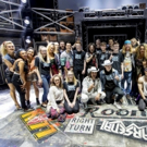 ROCK OF AGES Cast Share Tips To Local Performers At Wolverhampton Grand Theatre Photo