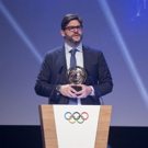 NBC Olympics Wins Four of IOC's Prestigious Olympic Golden Rings for Rio Presentation Photo