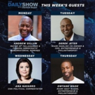 Andrew Gillum, Dwayne Wade and More to be Guests on THE DAILY SHOW WITH TREVOR NOAH