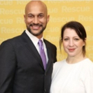 Congrats: METEOR SHOWER's Keegan-Michael Key Pops the Question! Photo