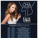 """Kalie Shorr To Embark On """"Road To The CMA Awards"""" Tour"""