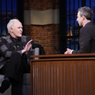 VIDEO: John Lithgow Says HILLARY AND CLINTON is a Very Personal Play