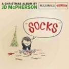 "JD McPherson's 'Hey Skinny Santa' and 'Socks' Premiere Today; Debut Christmas Album ""SOCKS"" due 11/2"