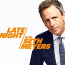 Scoop: Upcoming Guests on LATE NIGHT WITH SETH MEYERS, 10/29-11/5
