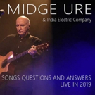 Midge Ure to Tour the UK March-May 2019 Photo