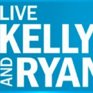 Scoop: Upcoming Guests on LIVE WITH KELLY AND RYAN, 10/8-10/12