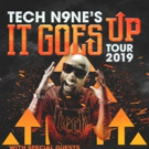 Tech N9ne Releases Music Video For N9NA, Kicks Off 'It Goes Up Tour 2019'