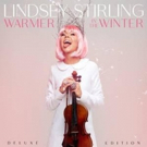 Lindsey Stirling Releases Expanded Version of #1 Best-Selling Holiday Album
