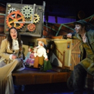 BWW Review: Imago Theatre's LA BELLE: LOST IN THE WORLD OF THE AUTOMATON Overflows with Creativity