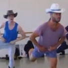 VIDEO: Houston Ballet Preps for OKLAHOMA! at Theatre Under The Stars