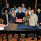 Photo Coverage: THE PLAY THAT GOES WRONG Celebrates One Disastrous Year On Broadway