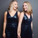 Jenna Pastuszek And Ashley Sweetman of DOUBLE TREBLE with Nightcap Cabaret