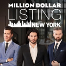 Bravo Media's Tenacious Trio Returns When MILLION DOLLAR LISTING NEW YORK Premieres June 12