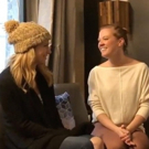 FROZEN Stars Caissie Levy and Patti Murin Sing 'For Good'