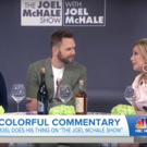 VIDEO: Joel McHale Chats His Netflix Series and Pours A Few Drinks on THE TODAY SHOW Video