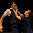 Christine Dakin Performs a Brice Mousset Choreography WORK at NY Live Arts Photo