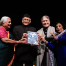 Ustad Amjad Ali Khan Receives the Sumitra Charat Ram Award For Lifetime Achievement