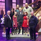 PHOTO: Composer Charles Strouse Visits ANNIE At Paper Mill Playhouse Photo