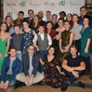 Photo Coverage: The Cast of ELF THE MUSICAL Celebrates Opening Night Photo